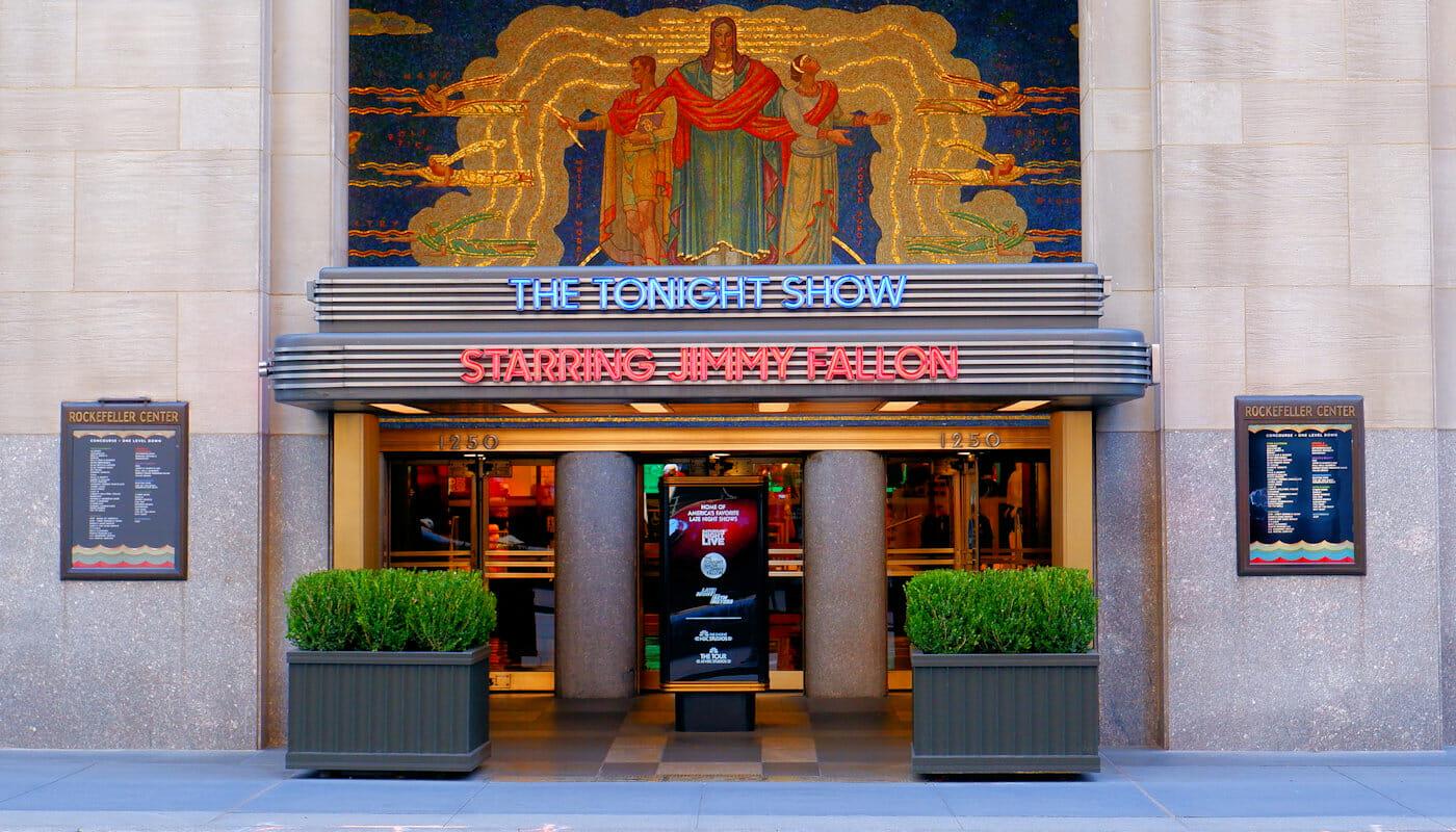 New York Fernsehshows - Tonight Show