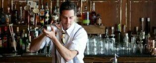 Prohibitions Bar Erlebnis in New York   Getränke