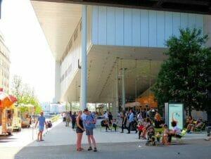 Whitney Museum in New York