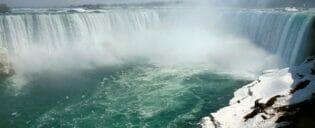 Tagesausflug zu den Niagarafällen im Privatflugzeug