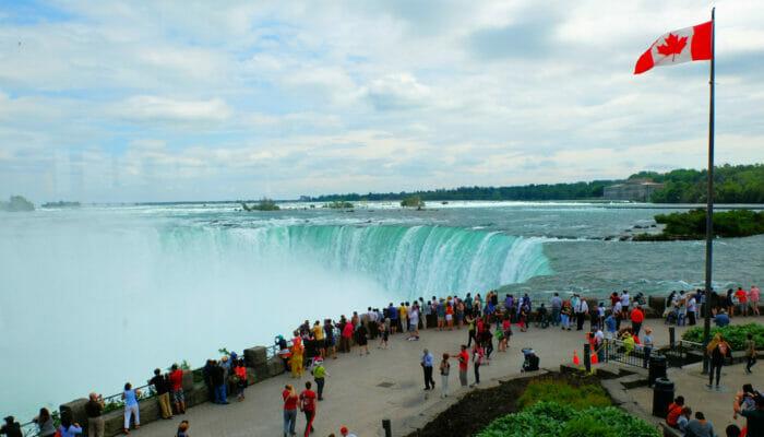 Tagesausflug zu den Niagarafällen im Privatflugzeugn - Kanada