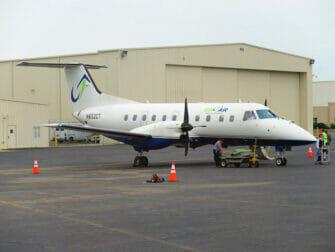 Tagesausflug zu den Niagarafällen im Privatflugzeug - Privatflugzeug