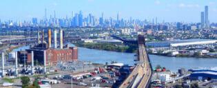 Transfer vom Newark Flughafen nach Manhattan