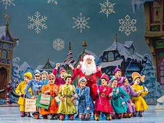 Elf the Christmas Musical Tickets - Santa
