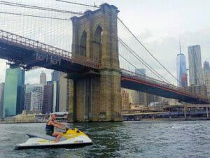 Jetski fahren in New York