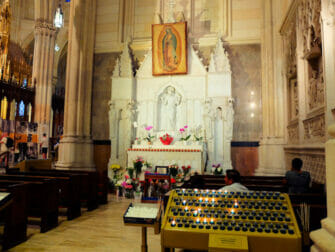 St Patricks Cathedral in New York Altar
