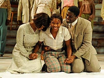 The Color Purple am Broadway - Ensemble