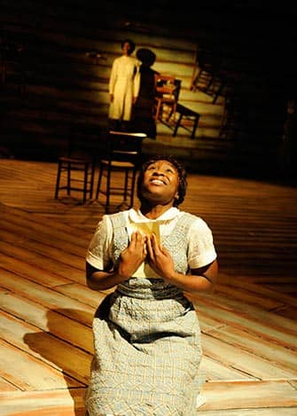 The Color Purple am Broadway - das Musical