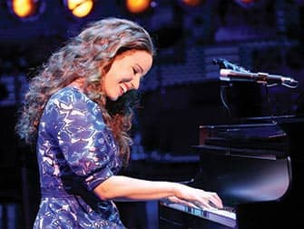 Beautiful: Das Carole King Musical am Broadway - Klavier
