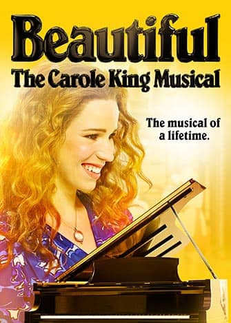 Beautiful: Das Carole King Musical am Broadway - Poster