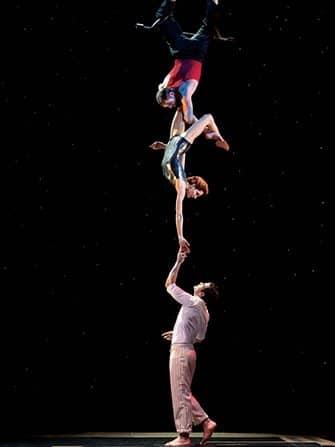 Cirque du Soleil in New York Tickets - Akrobaten