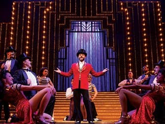 Cirque du Soleil in New York Tickets - Magie