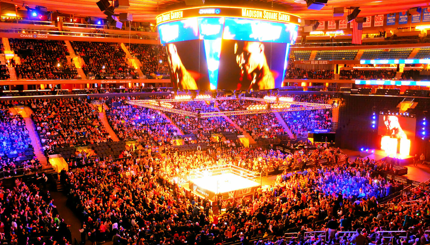 WWE Wrestling Tickets in New York - Wrestler