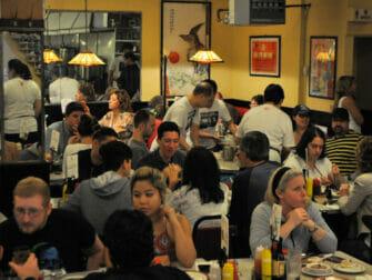 Kulinarische Tour durch Chinatown und Little Italy - Restaurant