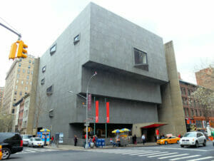 The Met Breuer in New York