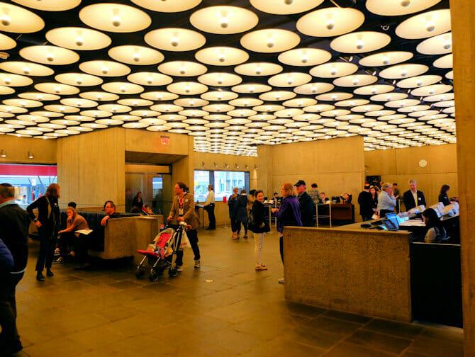 Met Breuer in New York - Eingang