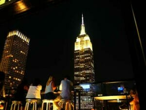 Rooftop Bartour in New York