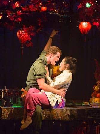 Miss Saigon am Broadway Tickets - Am Abend