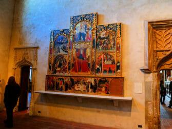 Met Cloisters in New York - Mittelalterliche Kunst