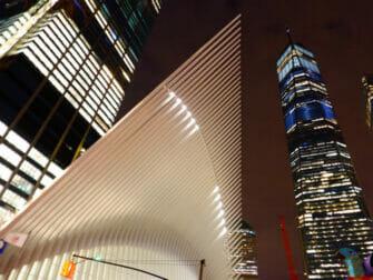 World Trade Center Transportation Hub - Oculus von außen