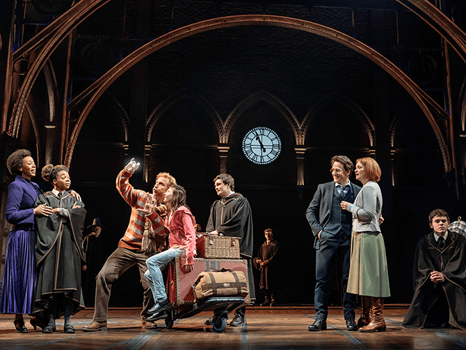 Harry Potter And The Cursed Child Am Broadway Tickets