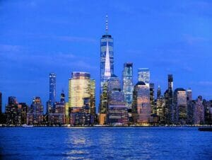 Hudson River Bootstour mit Abendessen in New York