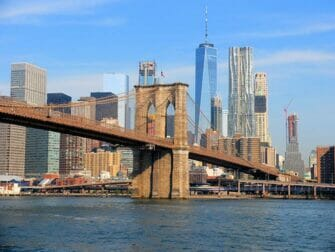 Unterschied zwischen New York Explorer Pass und New York Pass - Brooklyn Bridge