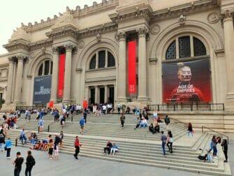 Unterschied zwischen New York Explorer Pass und New York Pass - The Met