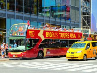 New York Sightseeing Flex Pass - Hop on Hop off Bus