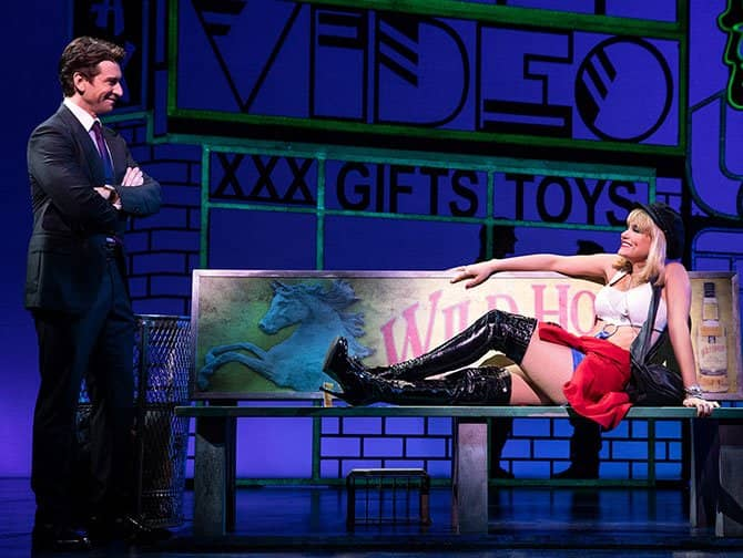 Pretty Woman The Musical am Broadway Tickets - Edward und Vivian