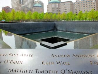 Private Walking Tour in New York 911 Memorial
