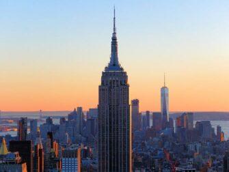 Unterschied zwischen New York Sightseeing Flex Pass und New York Explorer Pass - Empire State Building