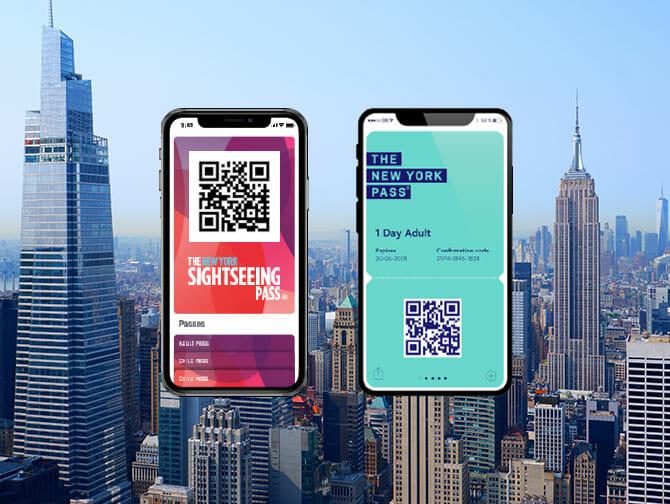 Unterschied zwischen New York Sightseeing Day Pass und New York Pass