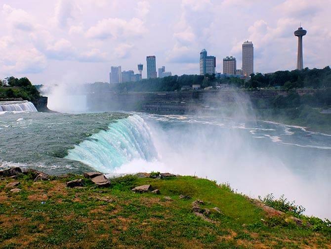 Tagesausflug von New York zu den Niagarafällen mit dem Bus