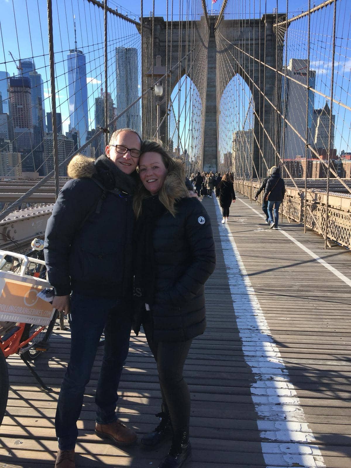 Gewinnen Sie eine Reise nach New York! - Brooklyn Bridge