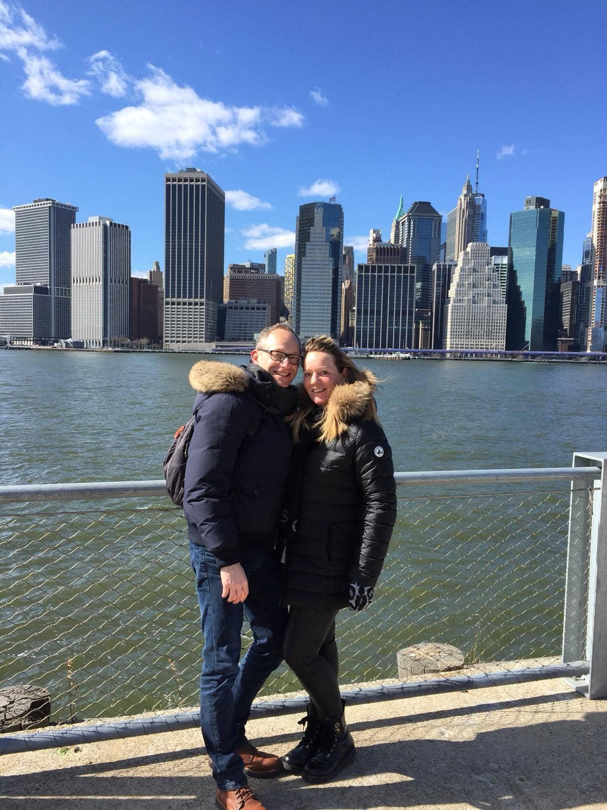 Gewinnen Sie eine Reise nach New York! - Skyline