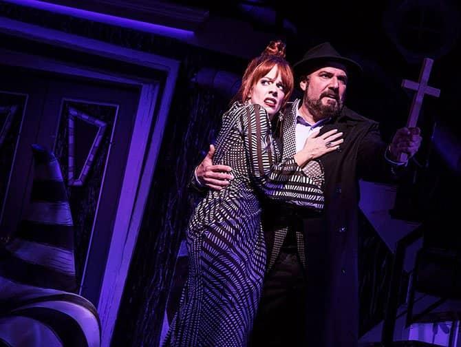 Beetlejuice am Broadway Tickets - Die Eltern