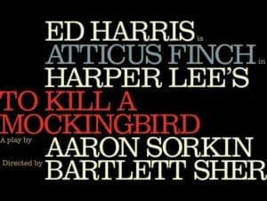 To Kill a Mockingbird am Broadway Tickets