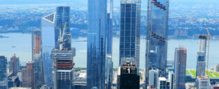 Hudson Yards in New York
