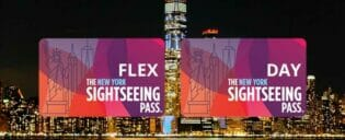 Unterschied zwischen New York Sightseeing Flex Pass und Sightseeing Day Pass