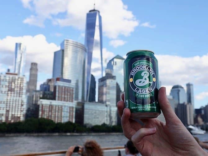 Happy Hour Bootstour in New York - Bier