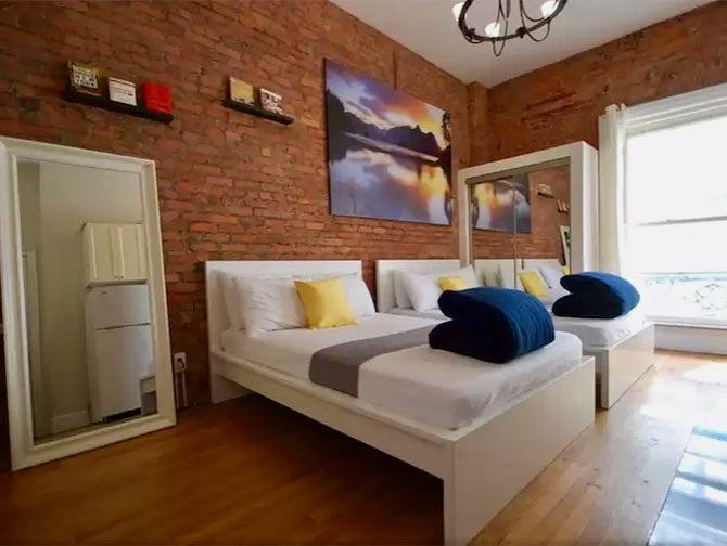 Apartments und Ferienwohnungen in New York - Broadway Suite NY Betten