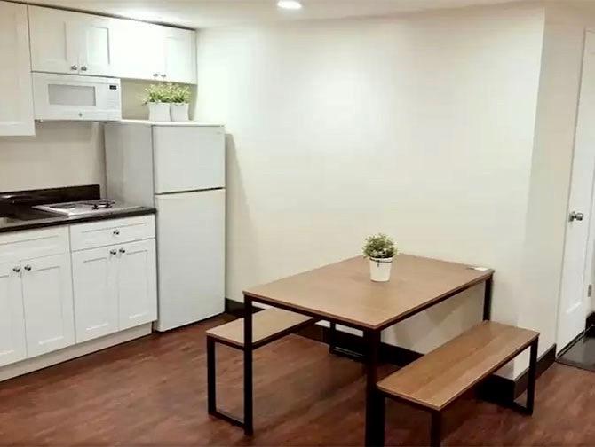 Apartments und Ferienwohnungen in New York - Broadway Suite NY Küche