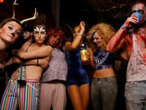 Halloween Partys in New York