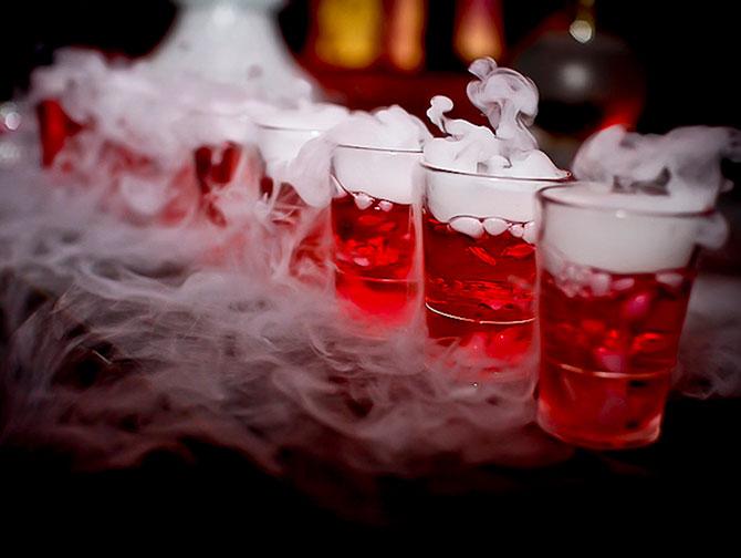 Halloween Partys in New York - Getränke
