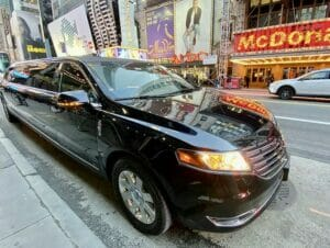 Limousine in New York mieten