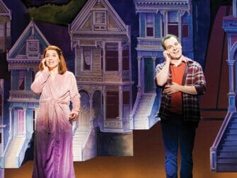 Mrs. Doubtfire am Broadway Tickets - Anruf