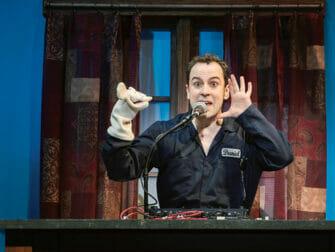 Mrs. Doubtfire am Broadway Tickets - Daniel