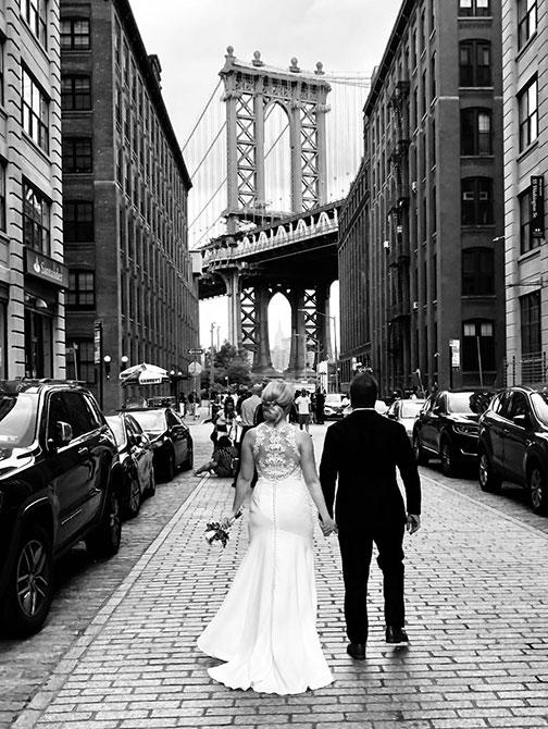 Hochzeitsfotograf in New York - Brooklyn
