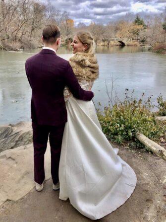 Hochzeitsfotograf in New York - Central Park
